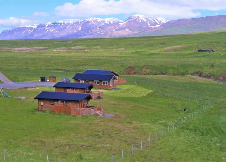 Síreksstaðir Accommodation