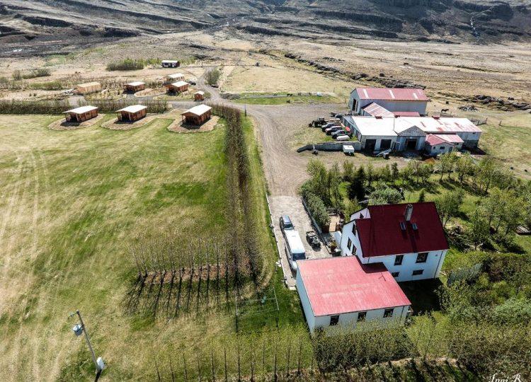 Bragðavellir Cottages