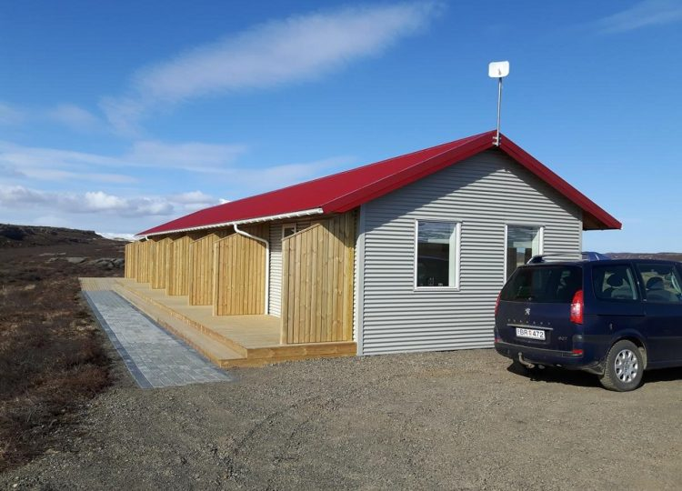 Hjartarstaðir Guesthouse