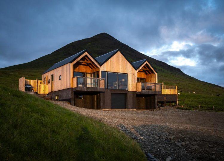 Háafell Lodge